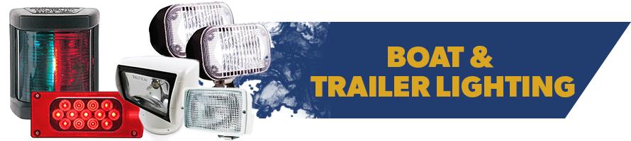 Boat & Trailer Lighting