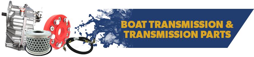 Boat Transmissions & Transmission Parts