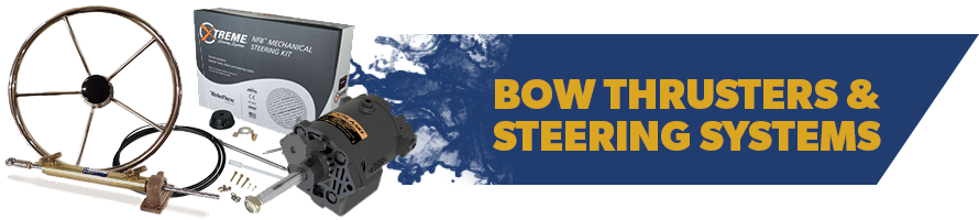 Bow Thrusters & Steering Systems